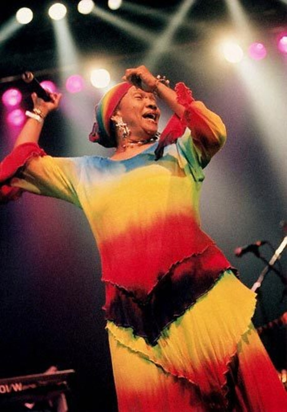 Marcia Griffiths Photos