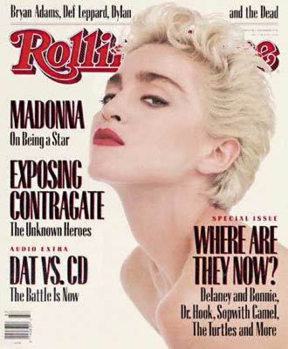 1987 Rolling Stone Covers