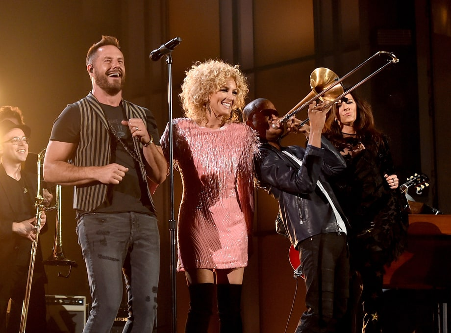 Best Collaboration: Little Big Town and Trombone Shorty