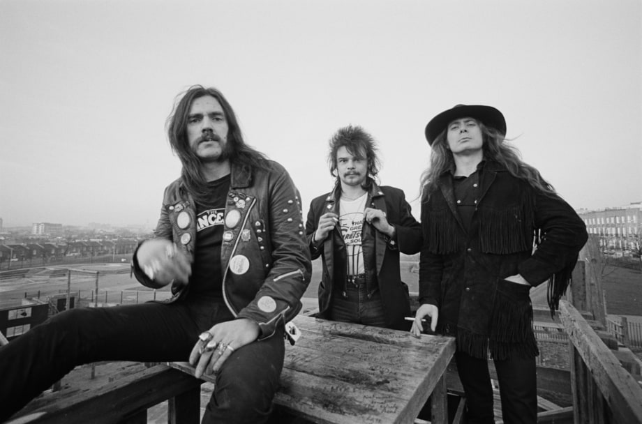 motorhead rock and roll hall of fame