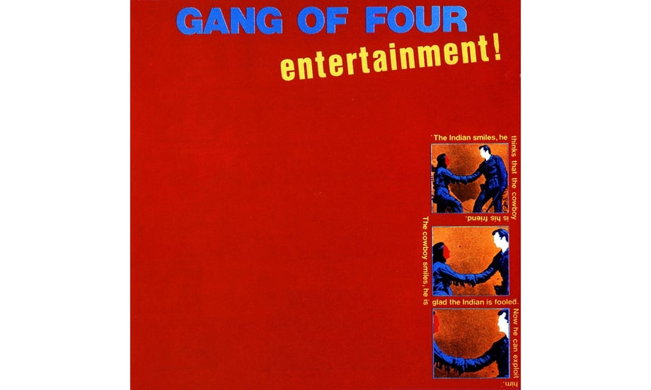 Gang of Four, 'Entertainment!' (1979)