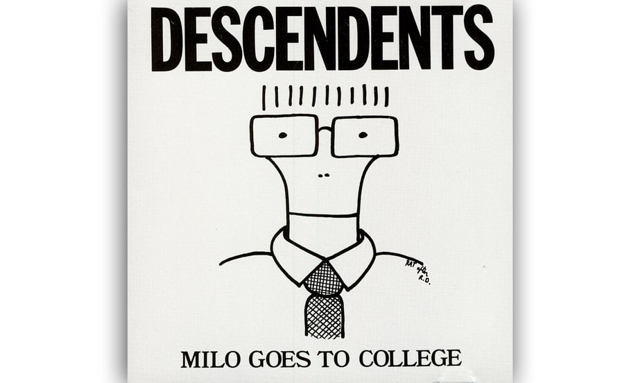 Descendents, 'Milo Goes to College' (1982)