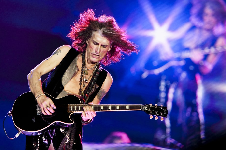 Joe Perry: 5 Songs I Play When I Get Up