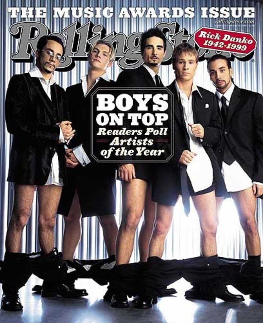 2000 Rolling Stone Covers