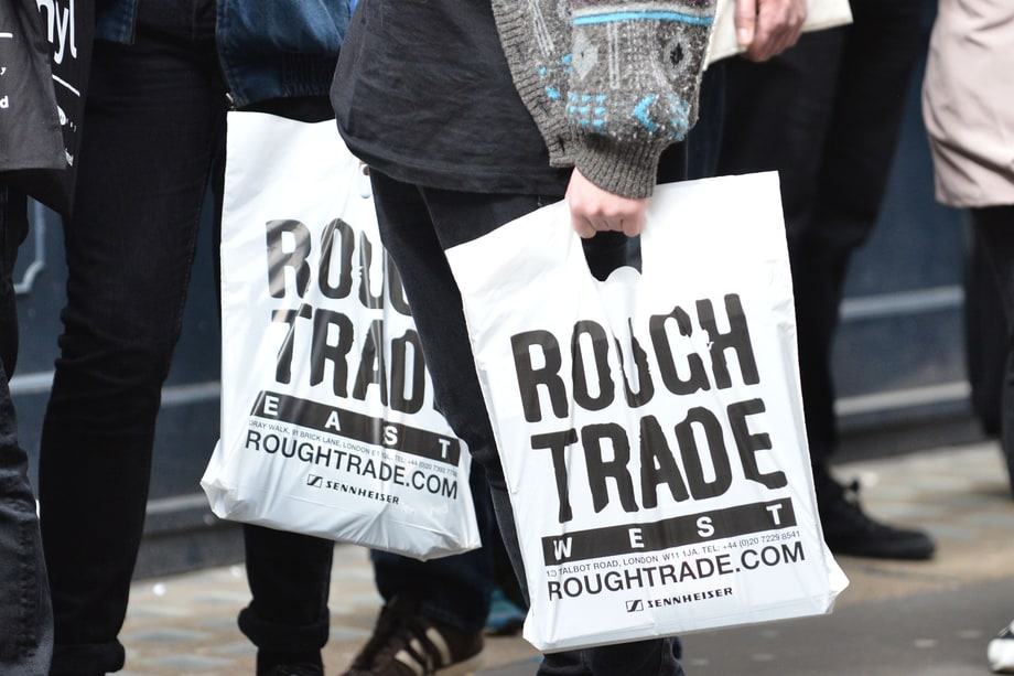 Rough Trade Shopping Bags