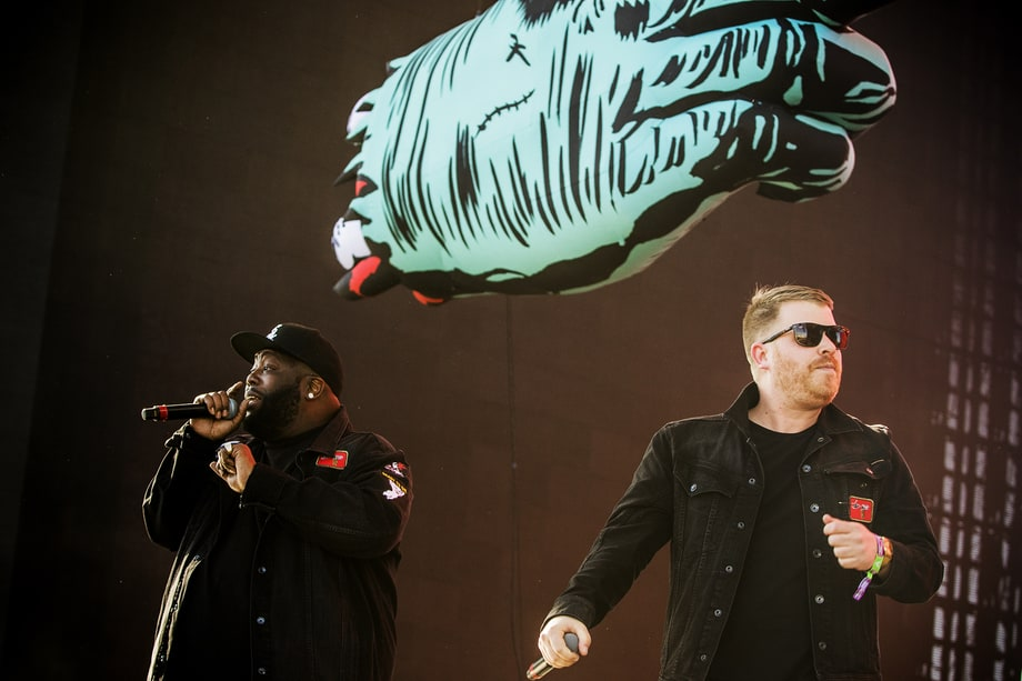 Best Special Guest: Run the Jewels