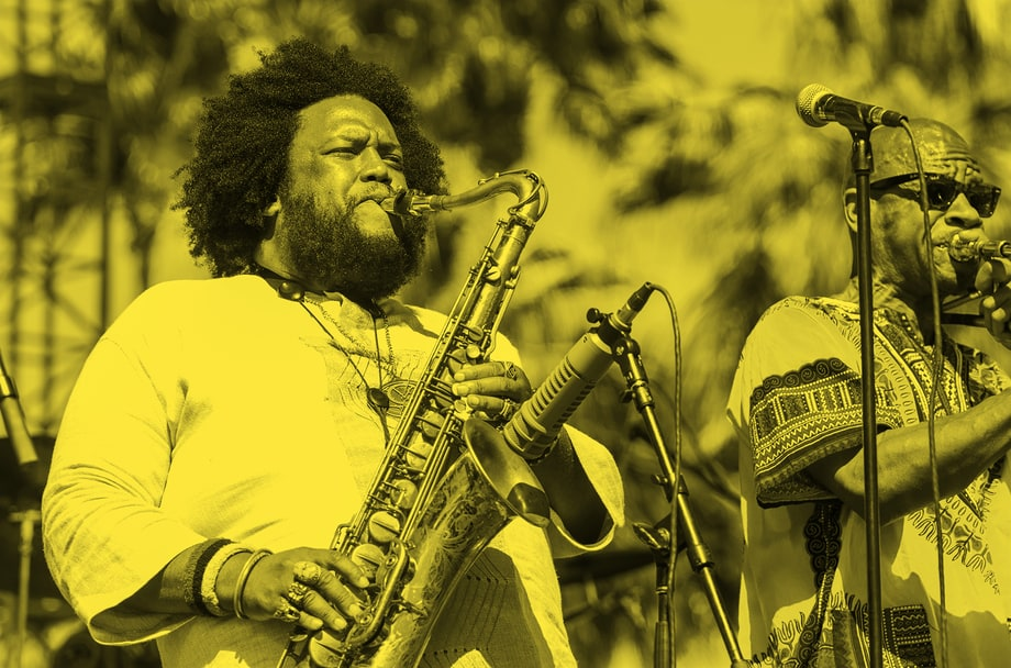 Best Keytar Solo: Kamasi Washington