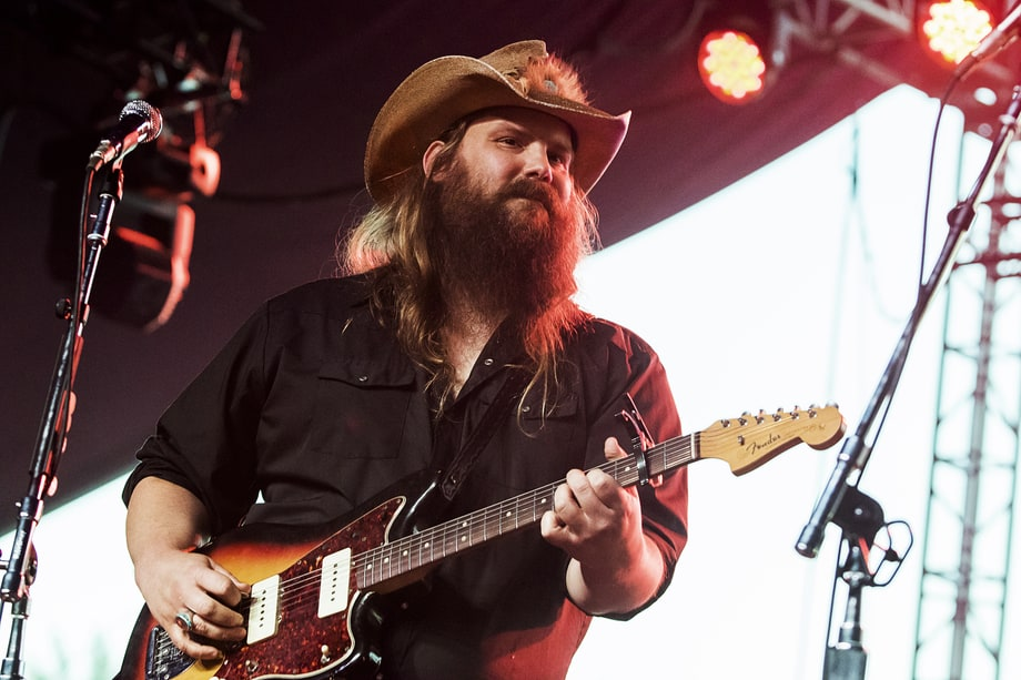 Best Crossover From Another Festival: Chris Stapleton