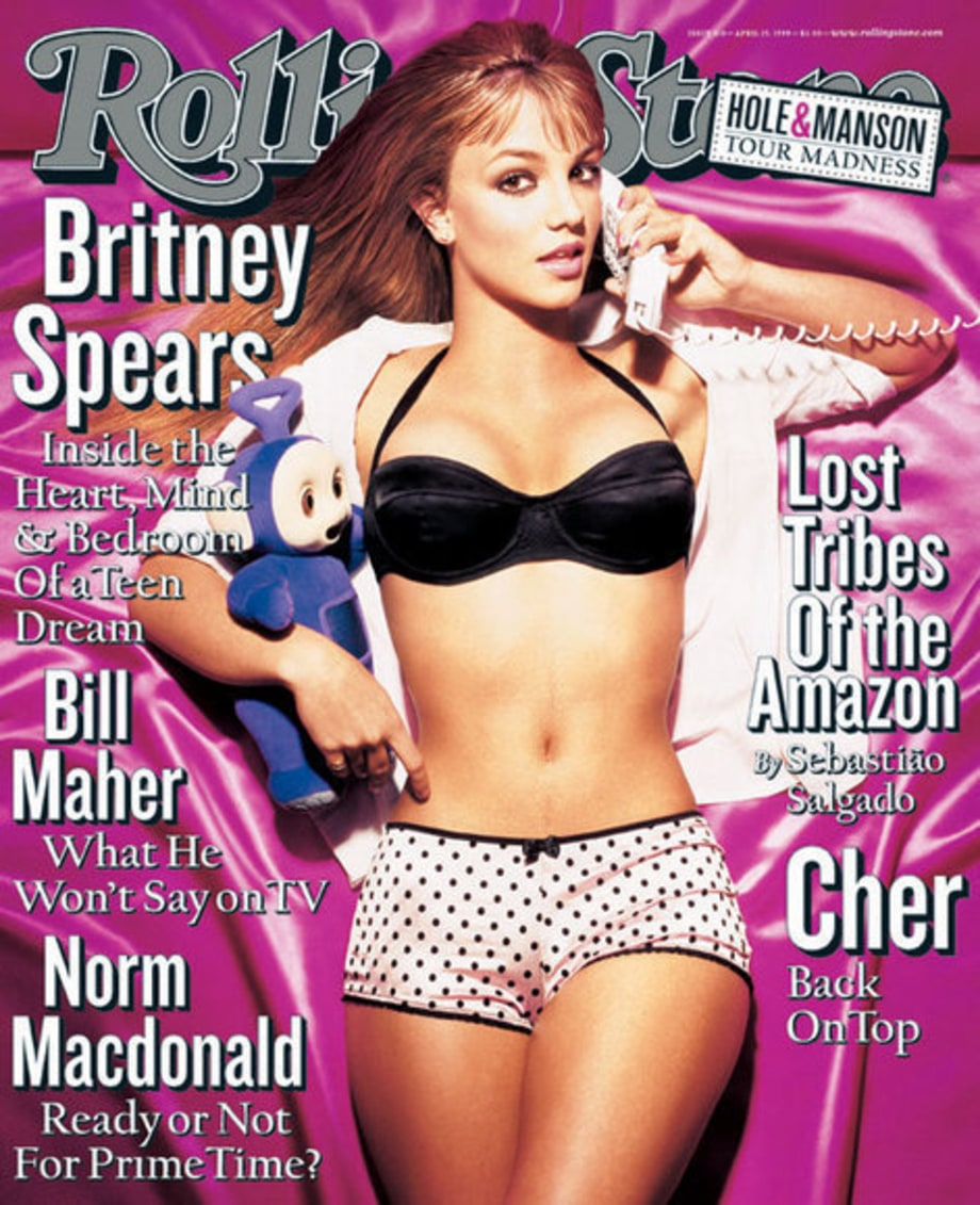 Britney Spears: The Rolling Stone Covers