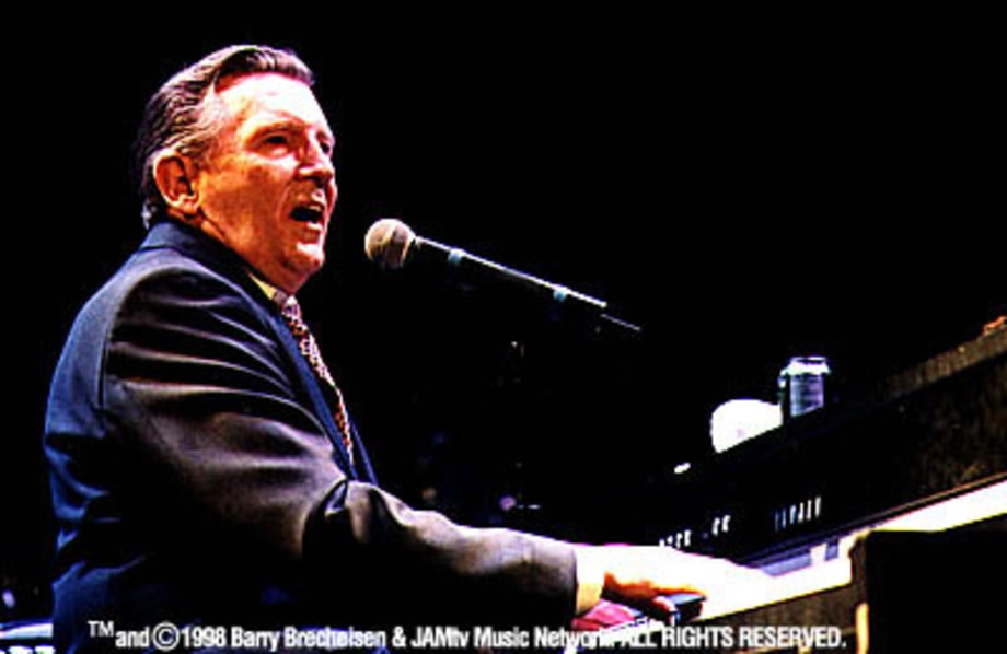 Jerry Lee Lewis Photos