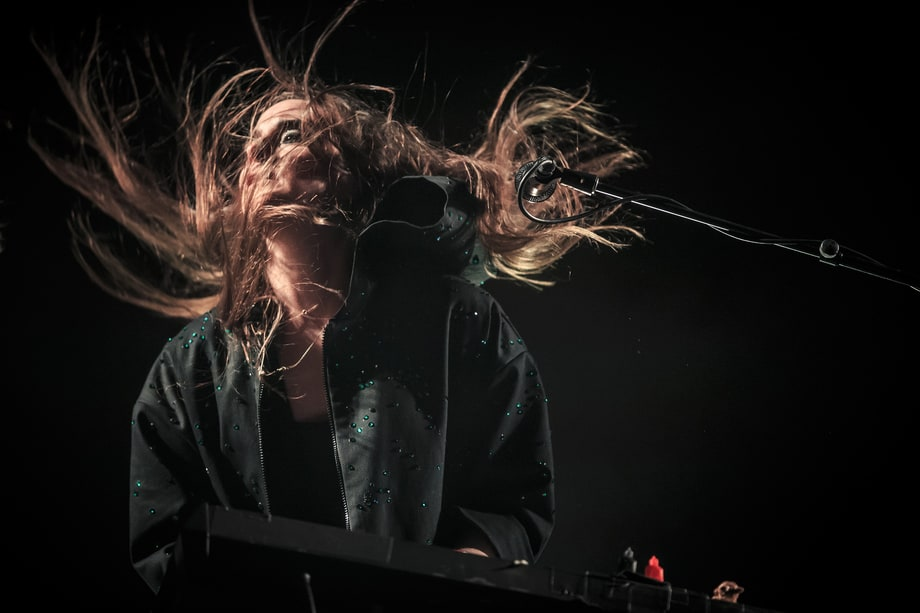 Best Use of Darkness: Beach House