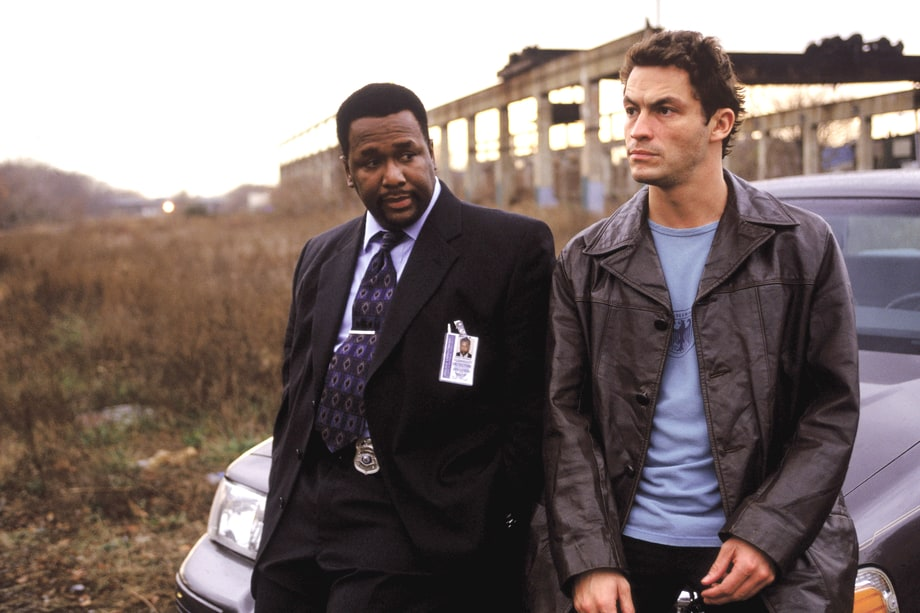 37. Jimmy McNulty and 'Bunk' Moreland, 'The Wire'
