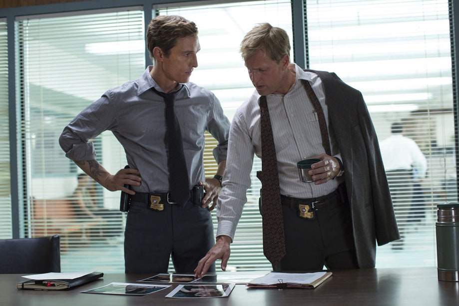 40. Rusty Cohle and Marty Hart, 'True Detective'