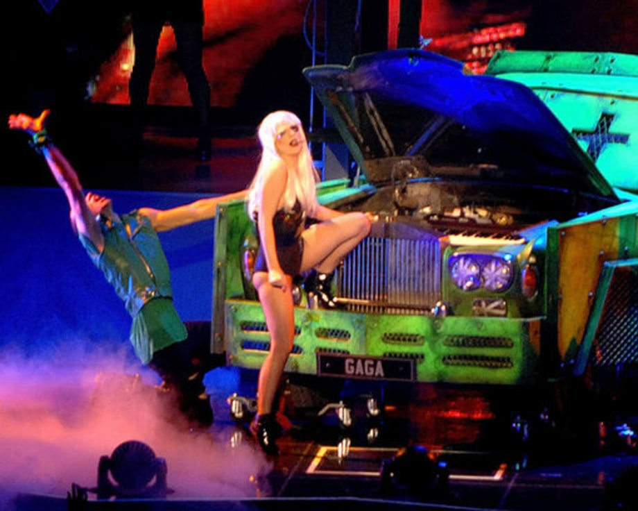 Lady Gaga's New Monster Ball: The Electro Opera Begins in England
