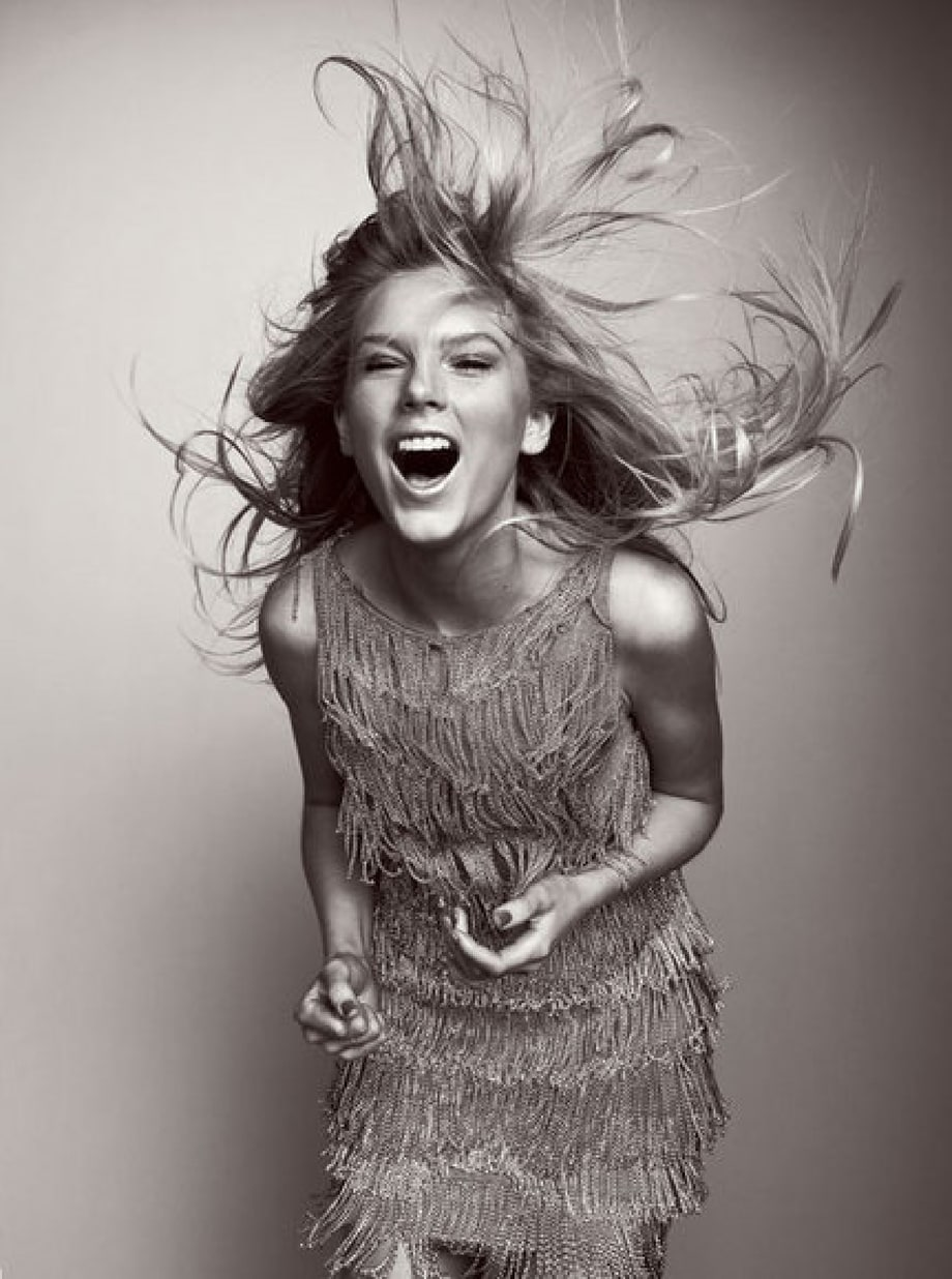 Taylor Swift's Rolling Stone Cover Shoot