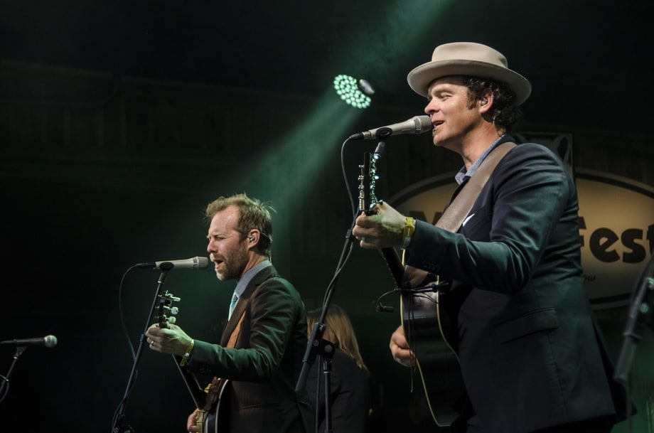 Best Innovators: Steep Canyon Rangers