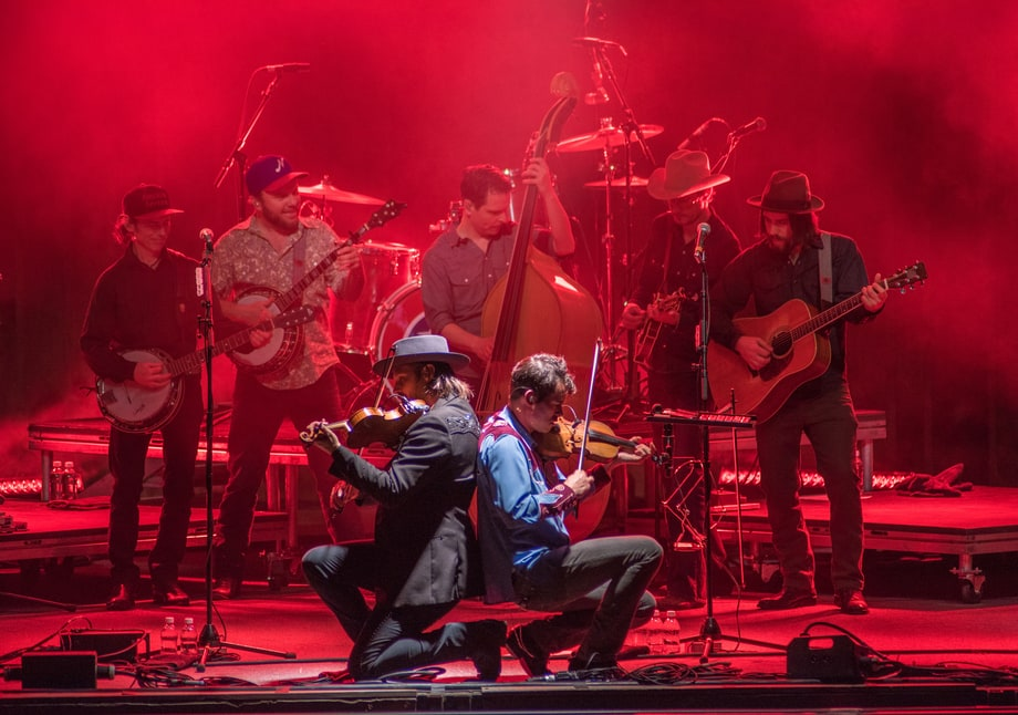 Best Tent Revival: Old Crow Medicine Show