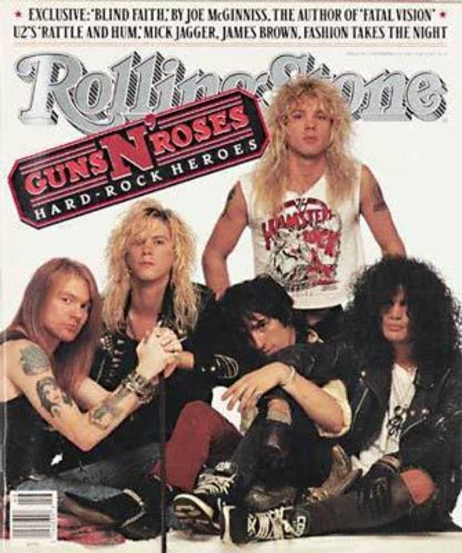 1988 Rolling Stone Covers