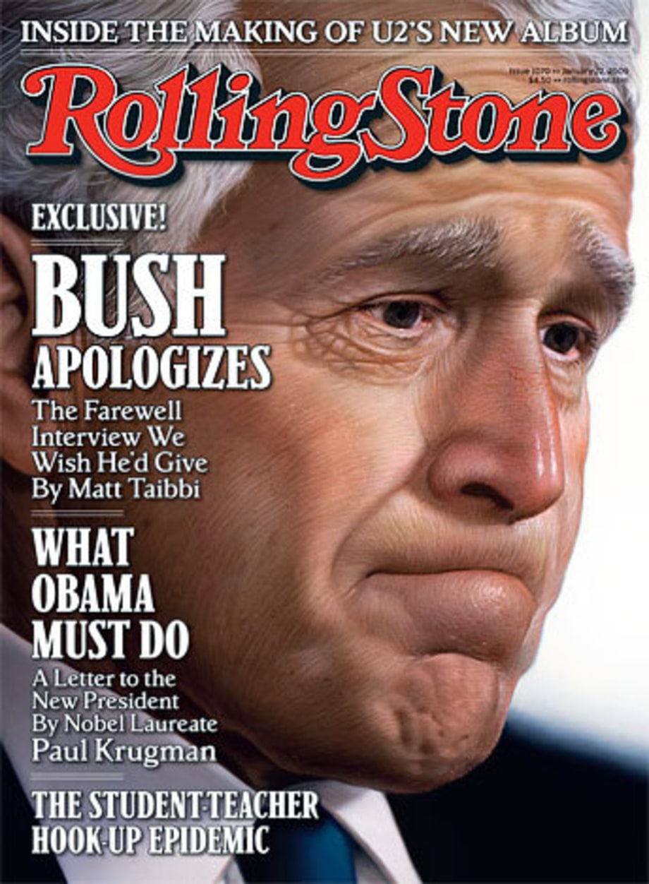2009 Rolling Stone Covers
