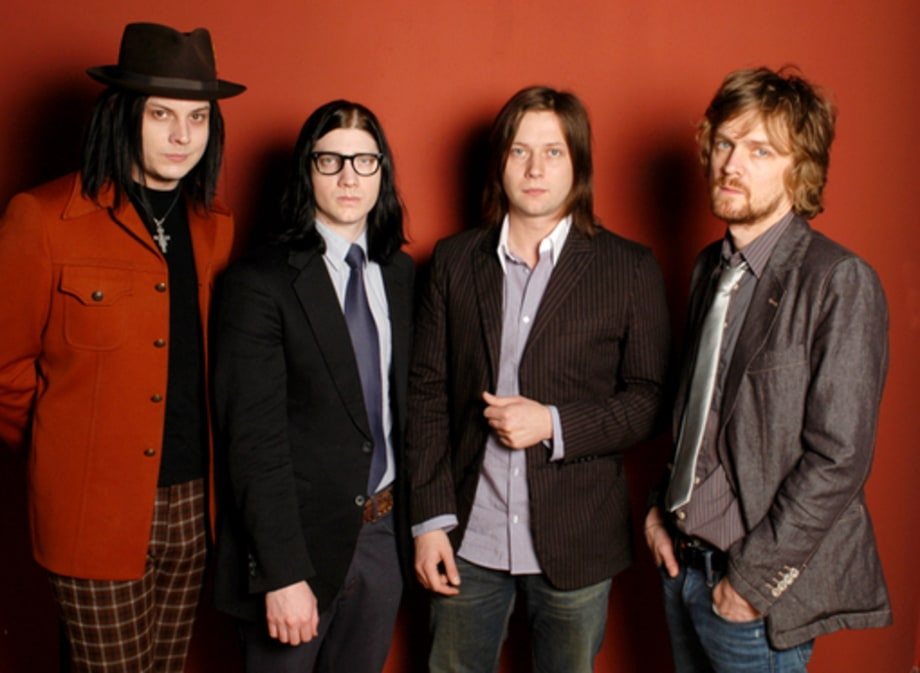 The Raconteurs Come to New York