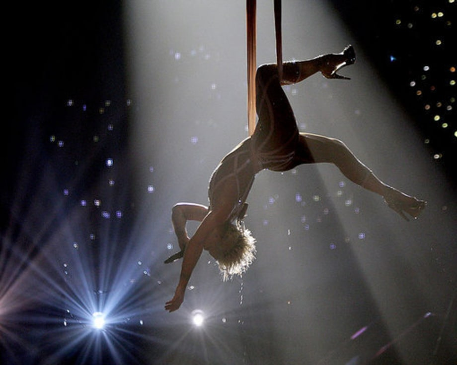 Inside Pink's High-Flying
