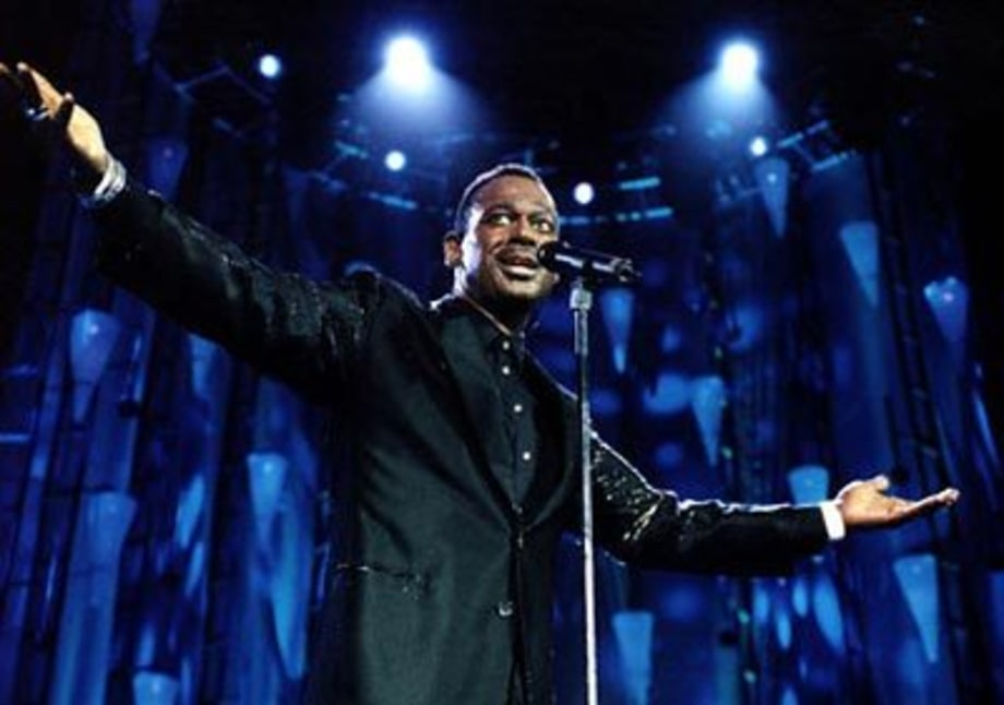 Luther Vandross Photos