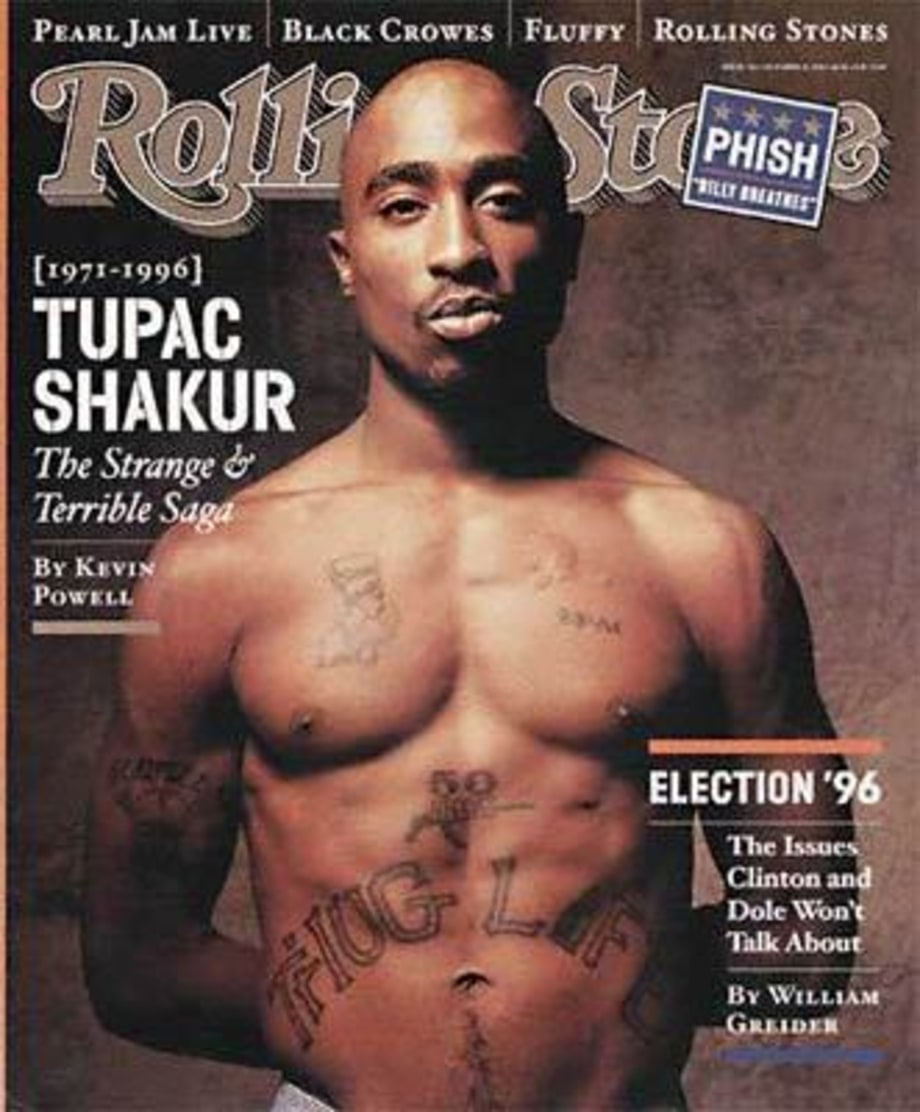 1996 Rolling Stone Covers