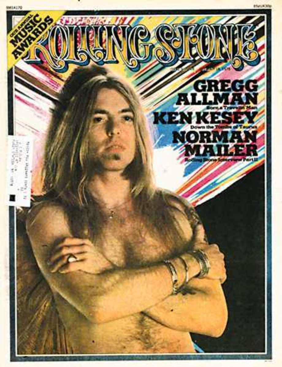Gregg Allman Photos