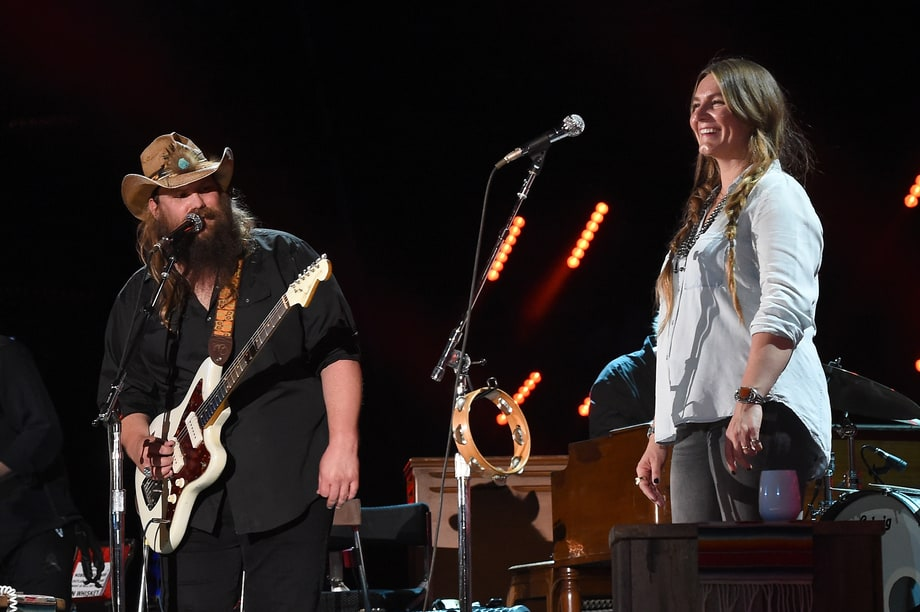Best Bandleader: Chris Stapleton