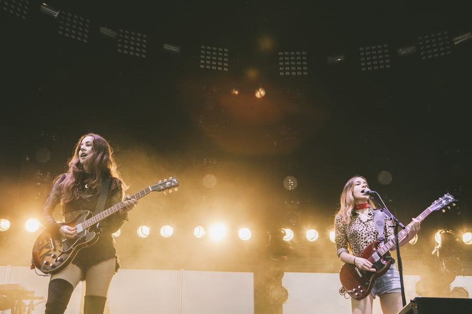 Best Outdoor Prince Tribute: Haim