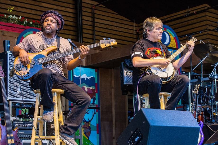 Best Reunion: Bela Fleck and the Flecktones