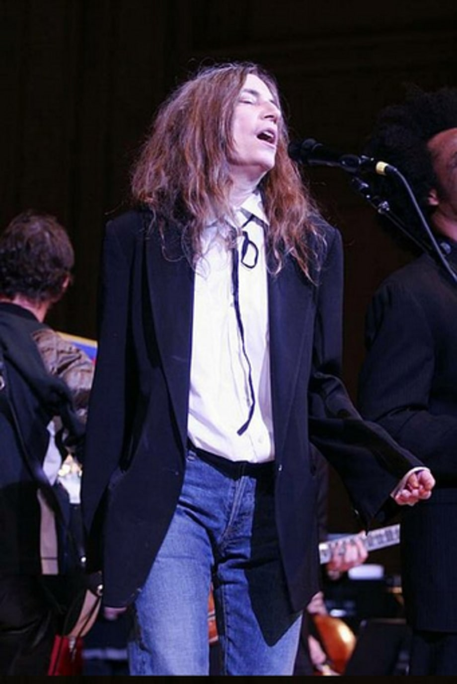 Patti Smith Photos