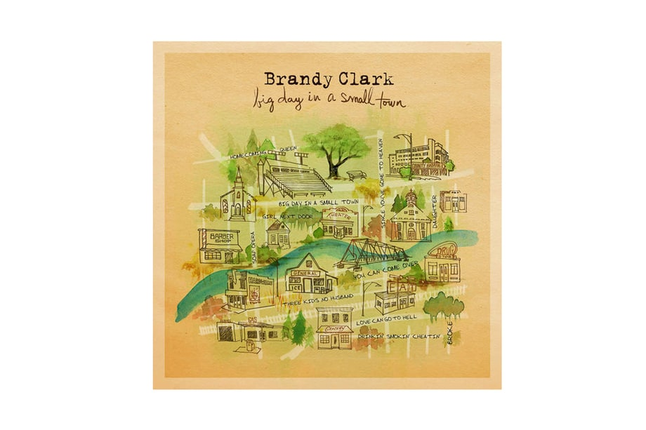 Brandy Clark, 'Big Day in a Small Town'