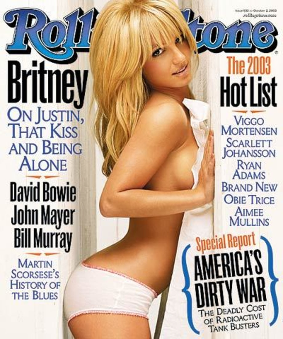 2003 Rolling Stone Covers