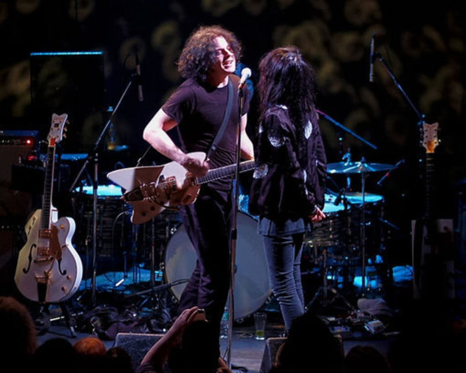 The Dead Weather's Debut: Jack White Unveils New Band in New York