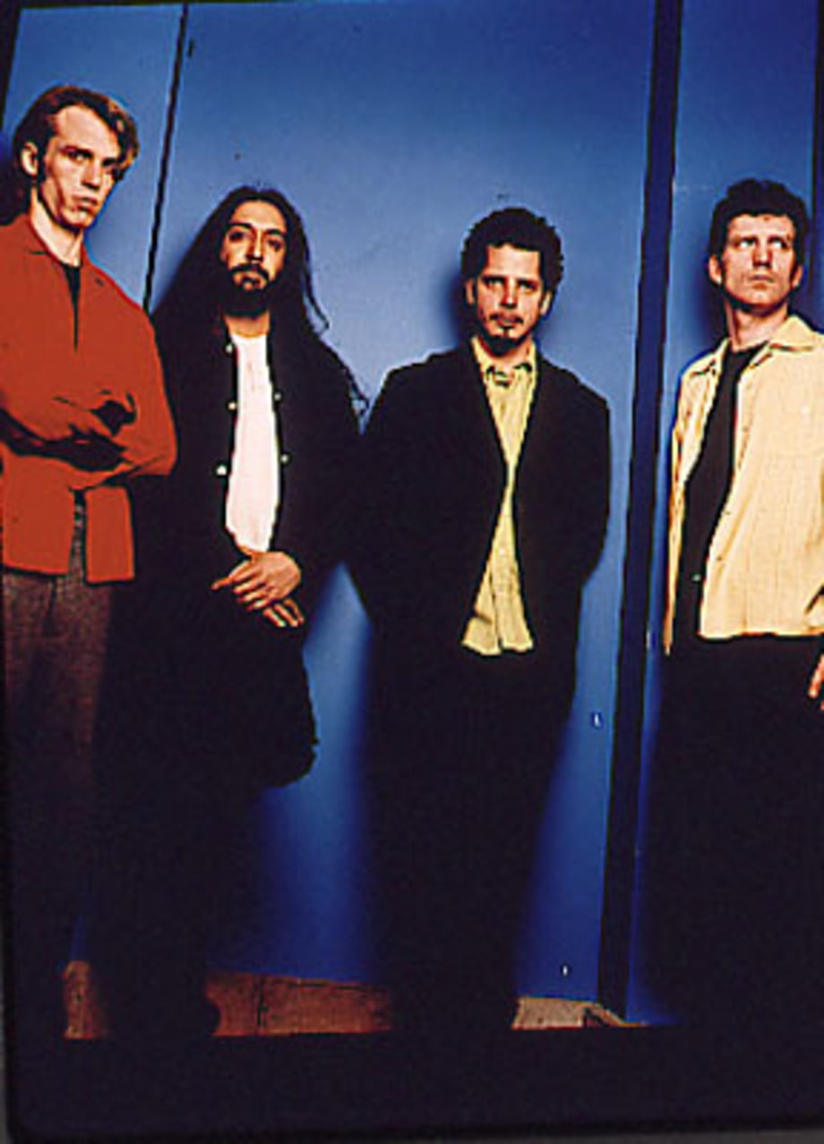 Soundgarden Photos