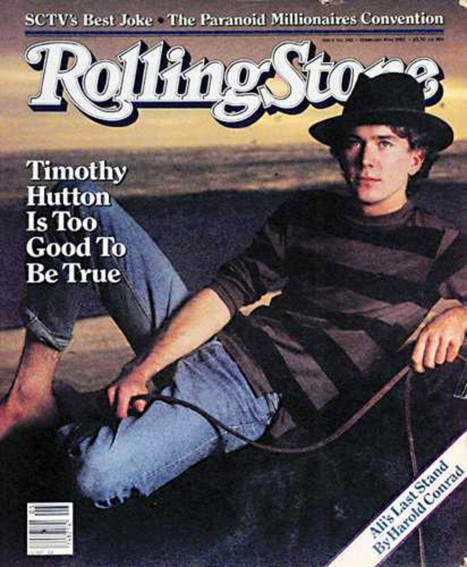 1982 Rolling Stone Covers
