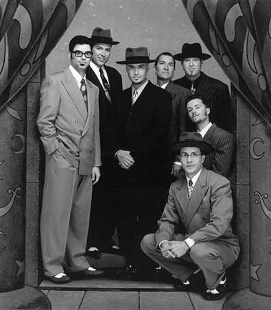 Big Bad Voodoo Daddy Photos