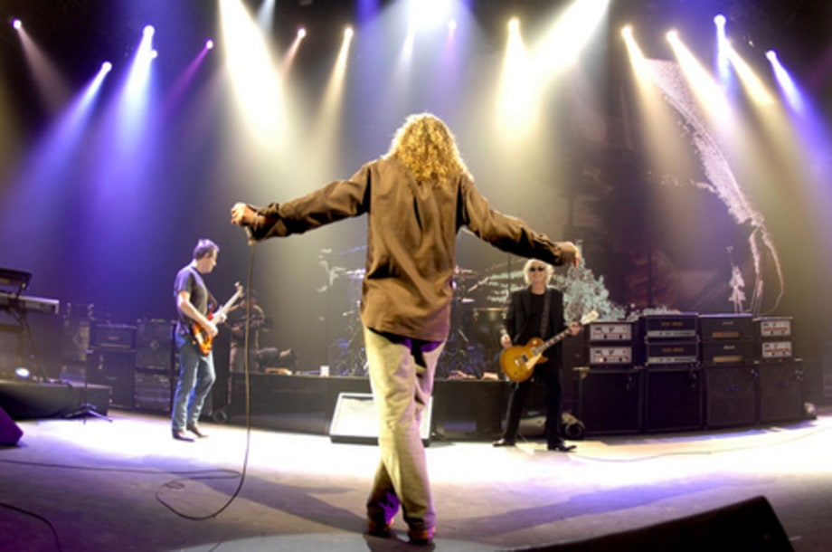 Led Zeppelin Returns: Photos from the Reunion Show and More
