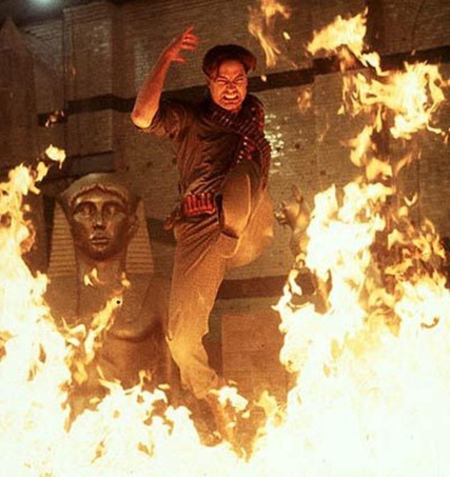 """Brendan Fraser In """"The Mummy Returns"""""""