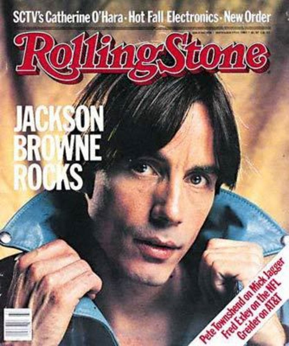 1983 Rolling Stone Covers
