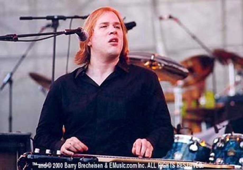 The Jeff Healey Band Photos