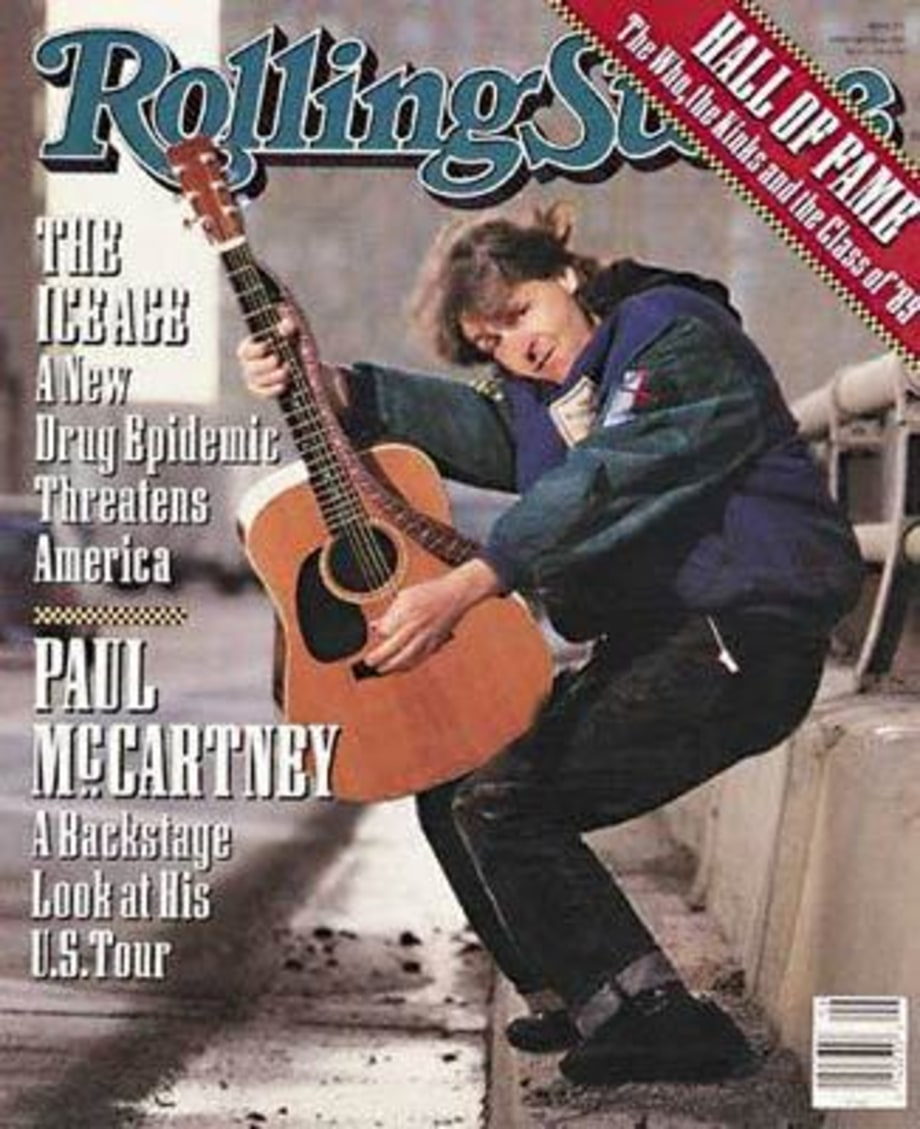 1990 Rolling Stone Covers