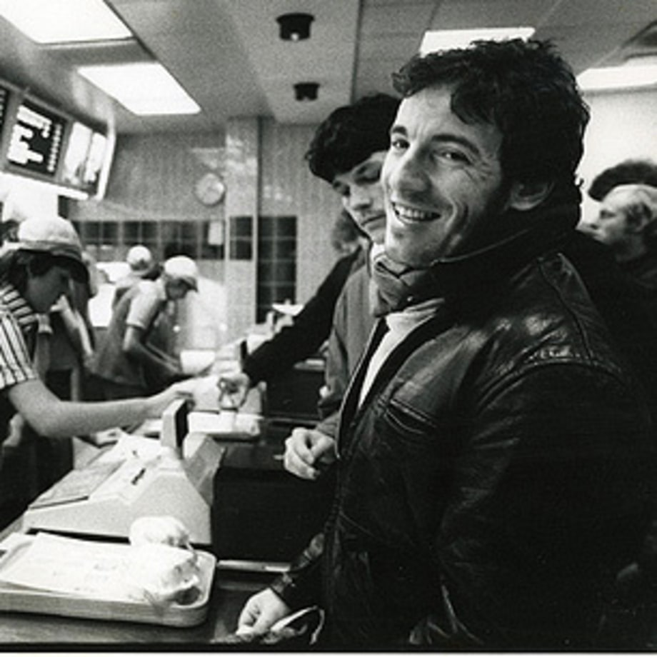 Bruce Springsteen: The Vintage Photographs