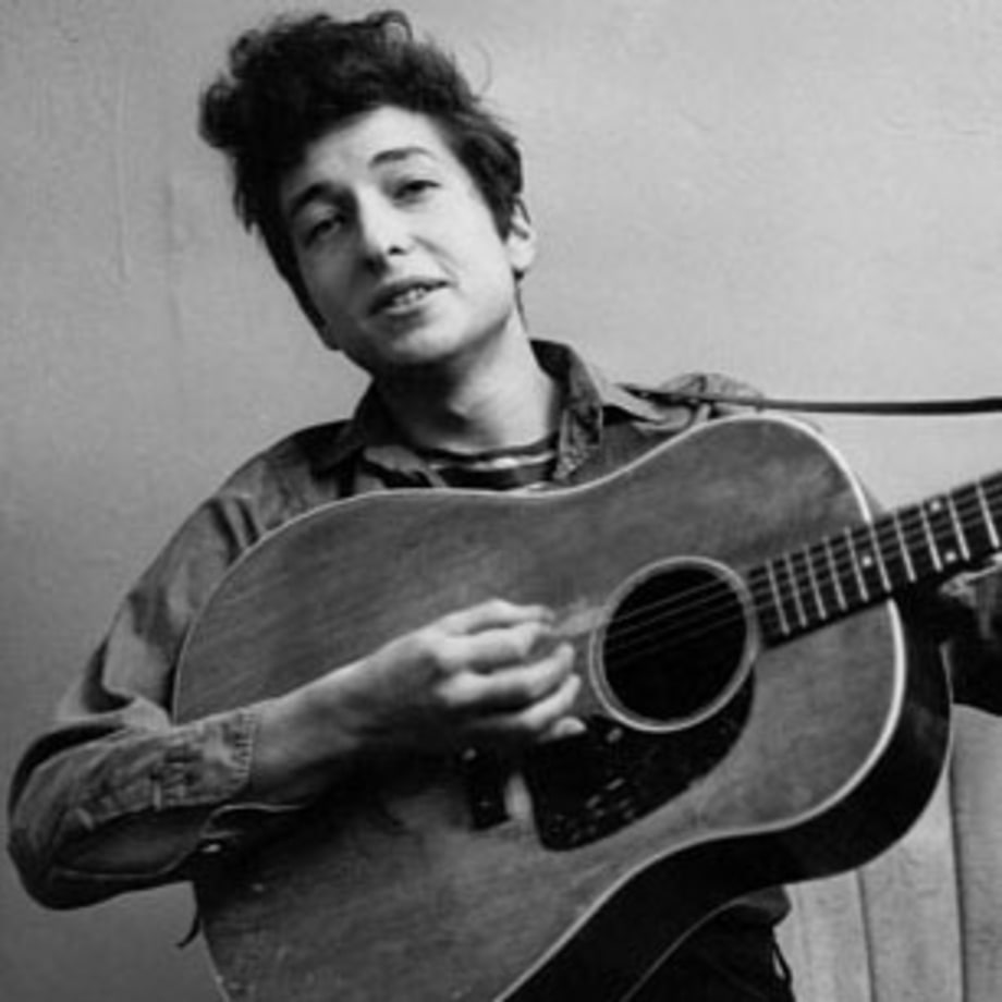 Photos: Bob Dylan Hanging With Joan Baez, Allen Ginsberg and More