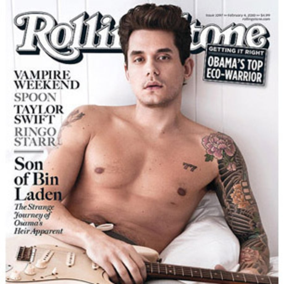 A History of Heartthrobs on the Cover of Rolling Stone