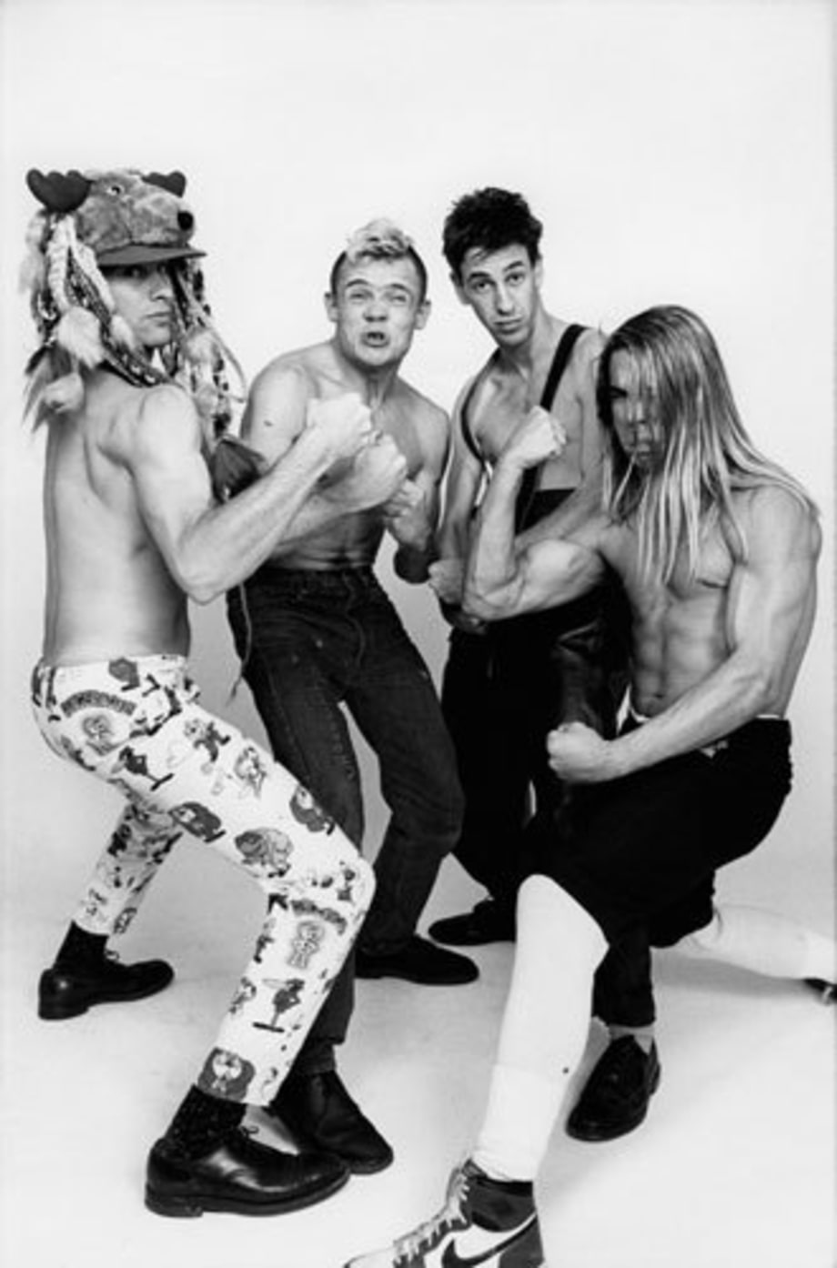 'The Red Hot Chili Peppers: An Oral/Visual History by the Red Hot Chili Peppers'
