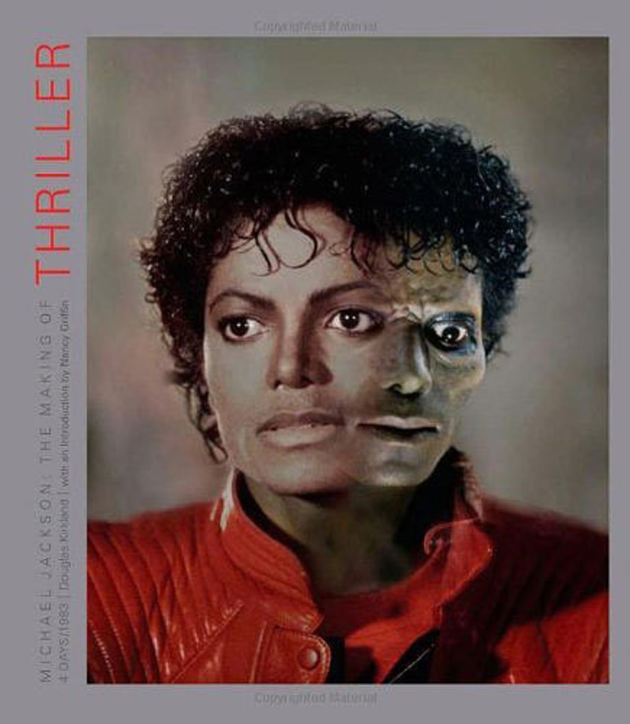 Photos: The Making of Michael Jackson's 'Thriller' Video