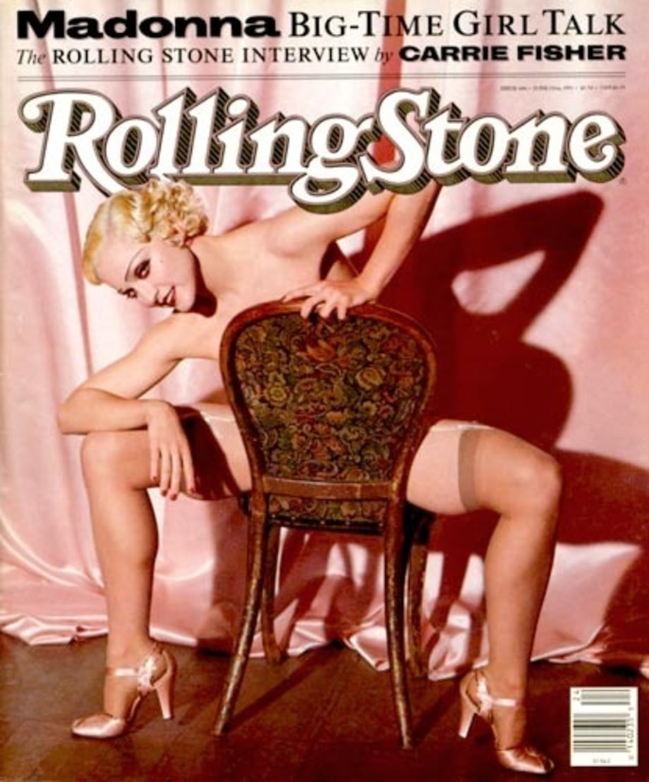 The Key 'Rolling Stone' Covers of the Nineties