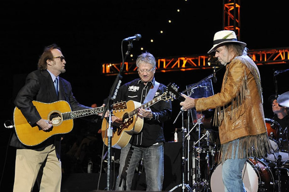 Photos: Buffalo Springfield, Pearl Jam, Neil Young and More at the Bridge School Benefit